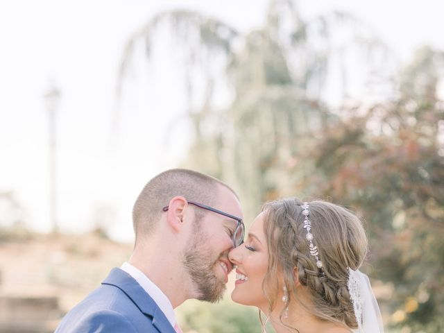 Savannah and Clayton's Wedding in Leonardtown, Maryland 2