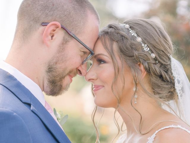 Savannah and Clayton's Wedding in Leonardtown, Maryland 4