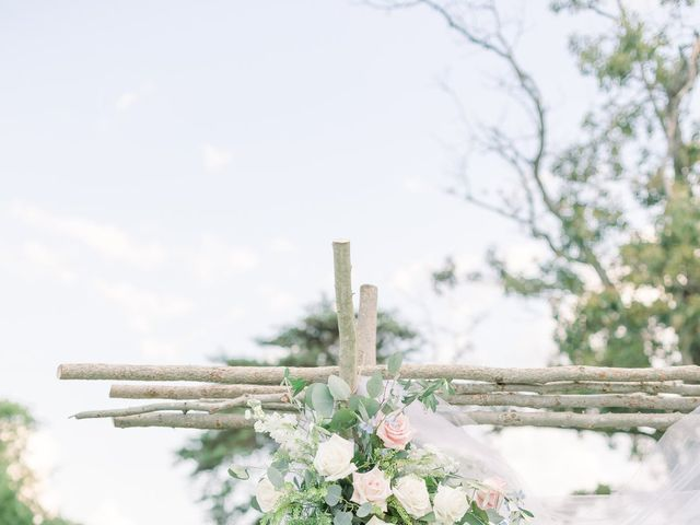 Savannah and Clayton's Wedding in Leonardtown, Maryland 8