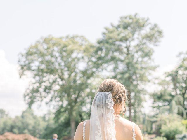 Savannah and Clayton's Wedding in Leonardtown, Maryland 9