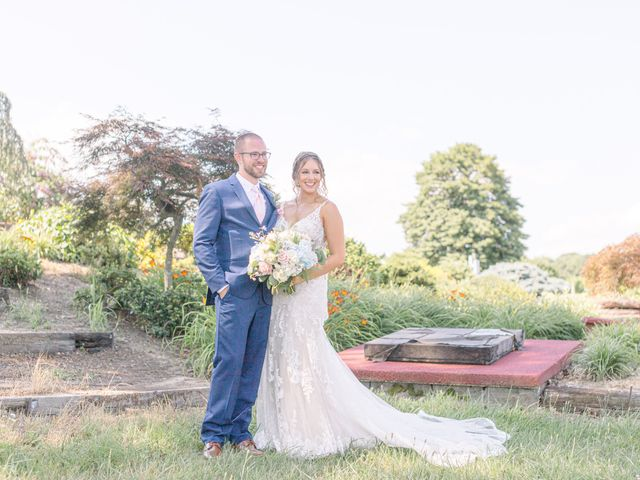 Savannah and Clayton's Wedding in Leonardtown, Maryland 10