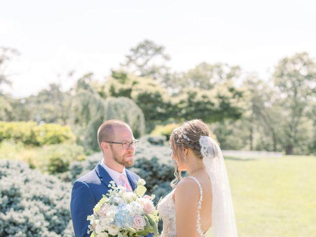 Savannah and Clayton's Wedding in Leonardtown, Maryland 11