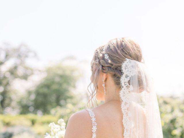 Savannah and Clayton's Wedding in Leonardtown, Maryland 12
