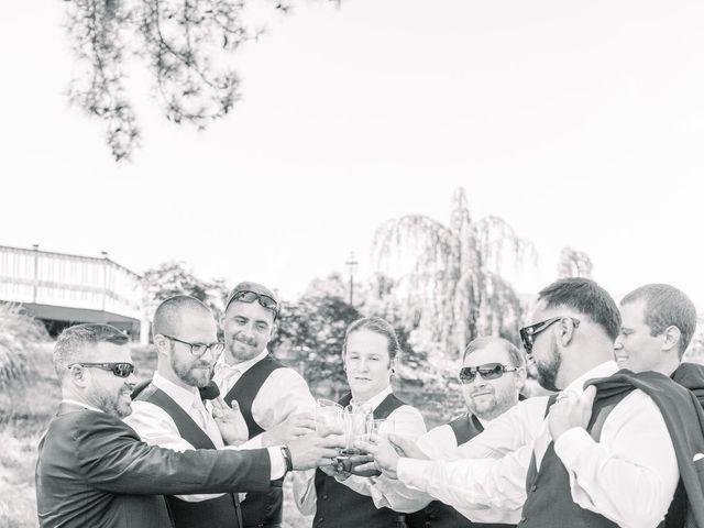 Savannah and Clayton's Wedding in Leonardtown, Maryland 14