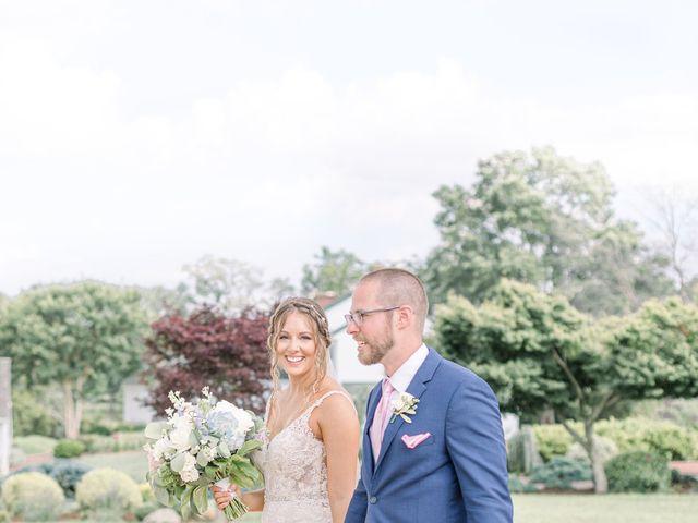 Savannah and Clayton's Wedding in Leonardtown, Maryland 15