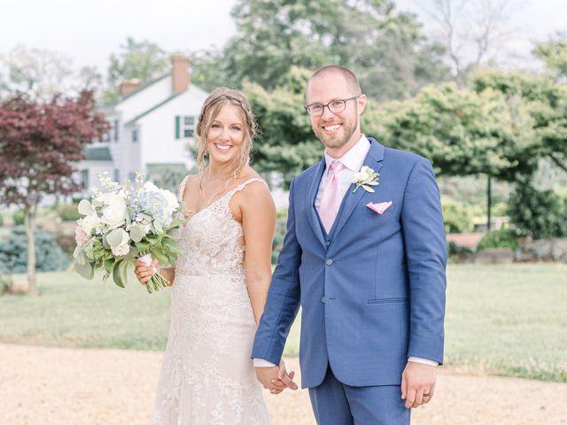 The wedding of Clayton and Savannah