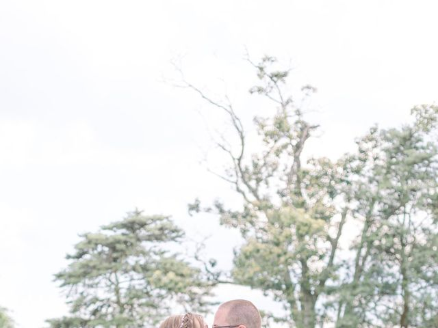 Savannah and Clayton's Wedding in Leonardtown, Maryland 16