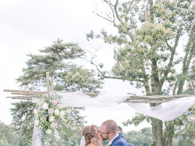 Savannah and Clayton's Wedding in Leonardtown, Maryland 17