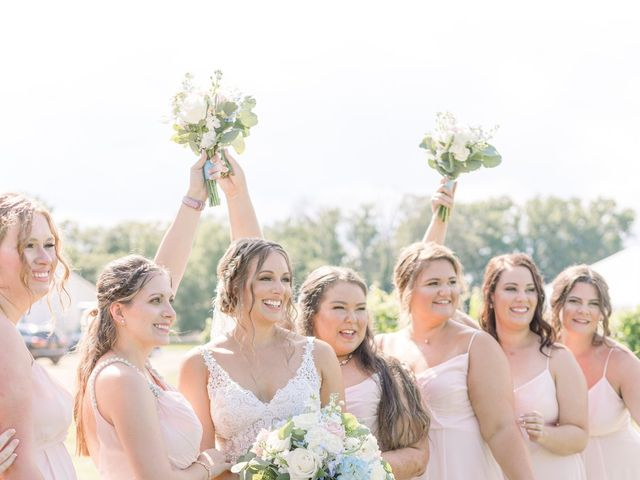 Savannah and Clayton's Wedding in Leonardtown, Maryland 19