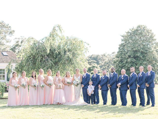 Savannah and Clayton's Wedding in Leonardtown, Maryland 20