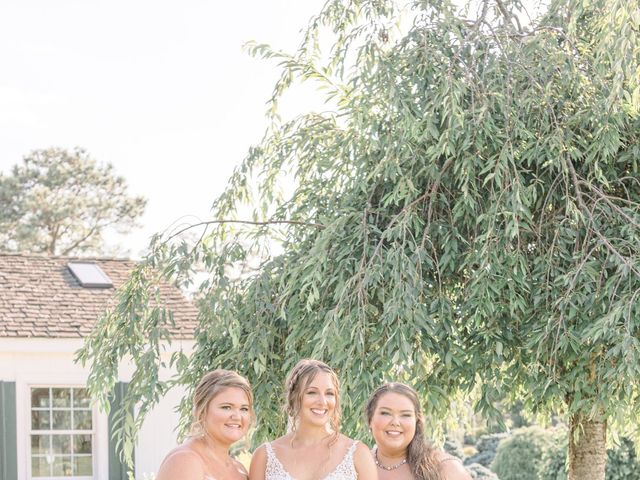 Savannah and Clayton's Wedding in Leonardtown, Maryland 21