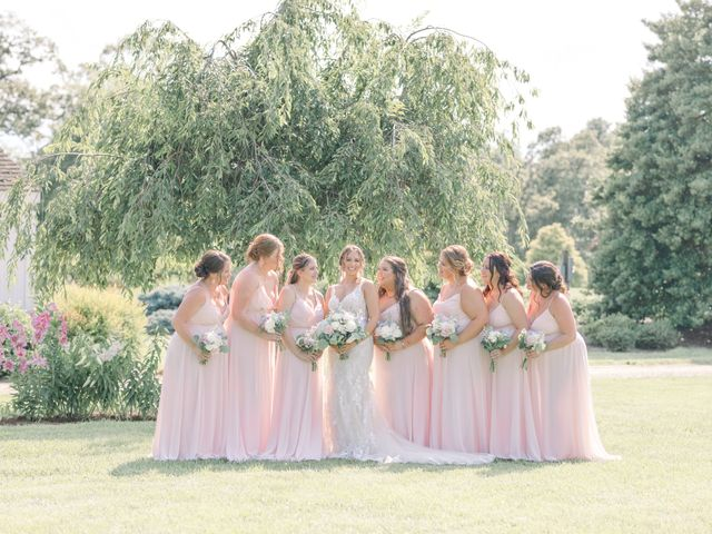 Savannah and Clayton's Wedding in Leonardtown, Maryland 23