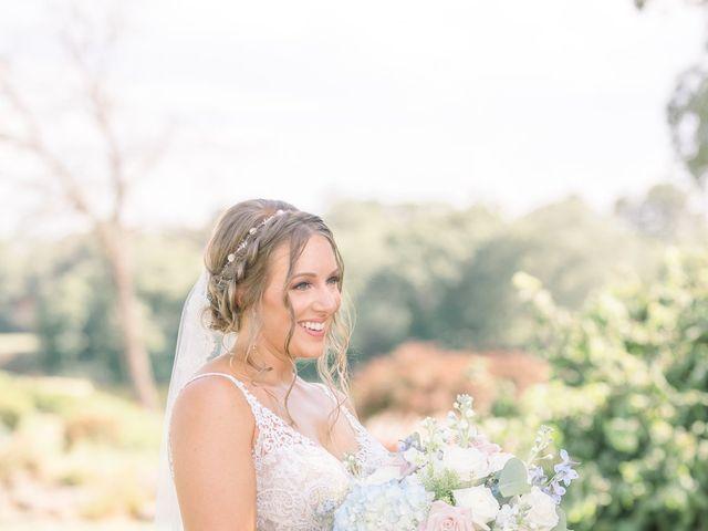 Savannah and Clayton's Wedding in Leonardtown, Maryland 25