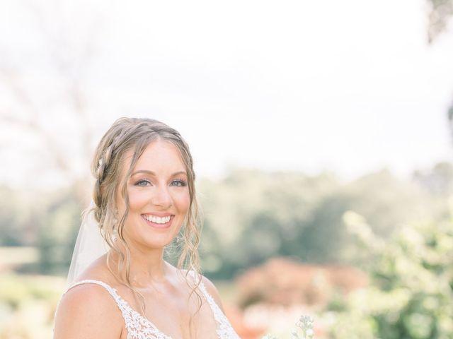 Savannah and Clayton's Wedding in Leonardtown, Maryland 26