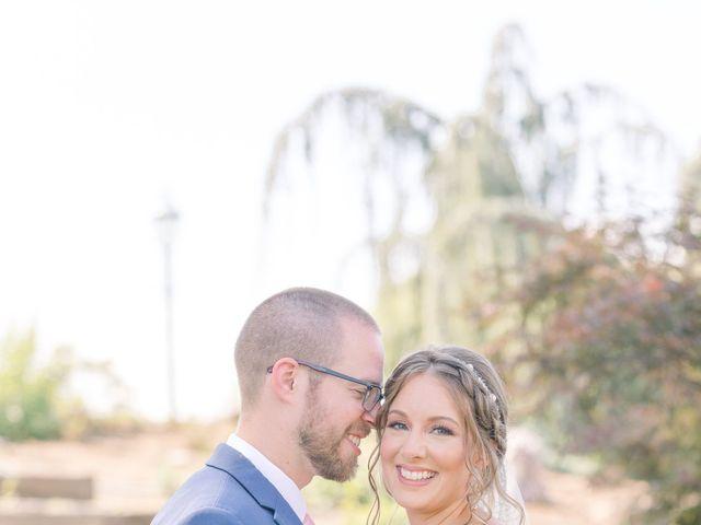 Savannah and Clayton's Wedding in Leonardtown, Maryland 27