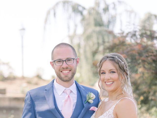 Savannah and Clayton's Wedding in Leonardtown, Maryland 29