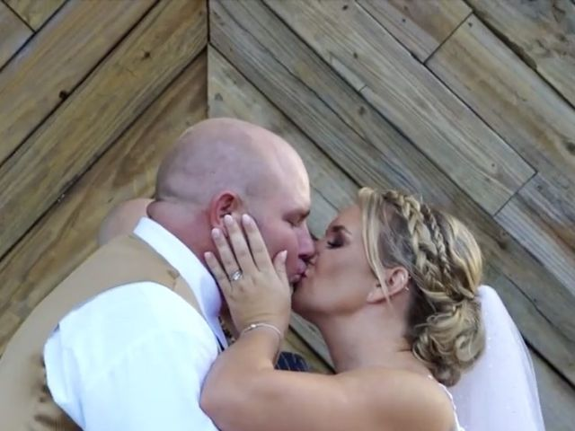 Paul and Kelli's Wedding in New Smyrna Beach, Florida 9