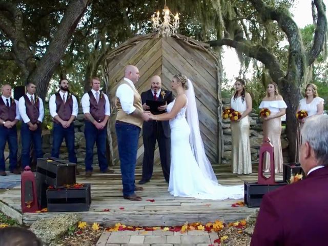 Paul and Kelli's Wedding in New Smyrna Beach, Florida 10