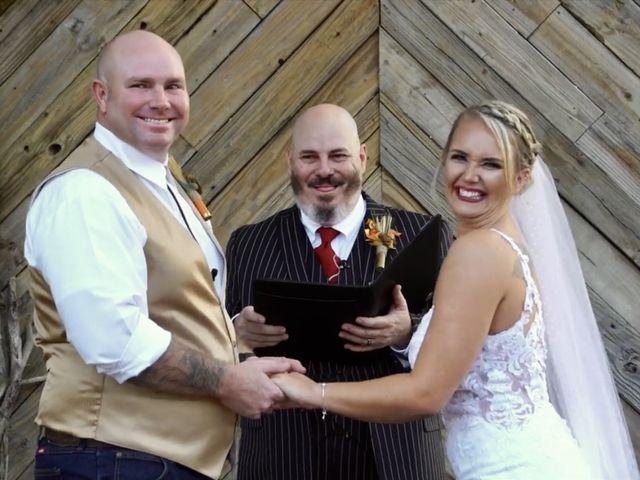 Paul and Kelli's Wedding in New Smyrna Beach, Florida 11