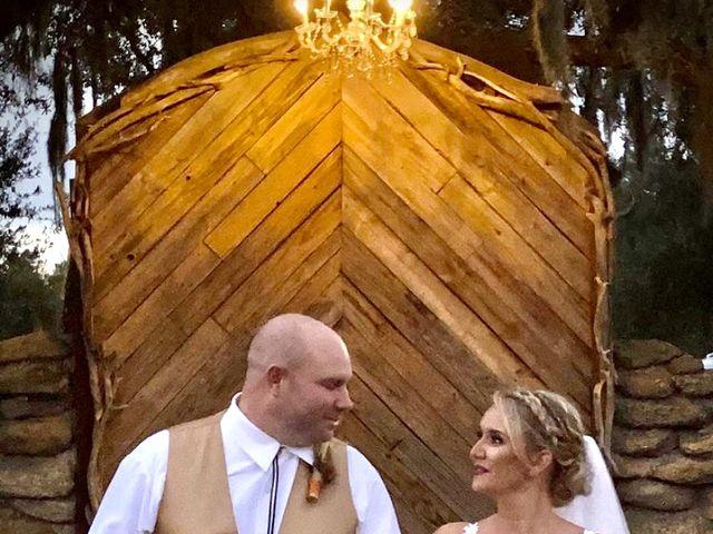 Paul and Kelli's Wedding in New Smyrna Beach, Florida 12