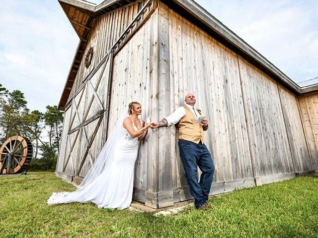 Paul and Kelli's Wedding in New Smyrna Beach, Florida 13