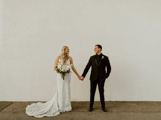 Anthony and Morgan's Wedding in Chandler, Arizona 15