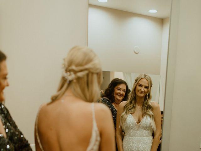 Anthony and Morgan's Wedding in Chandler, Arizona 16