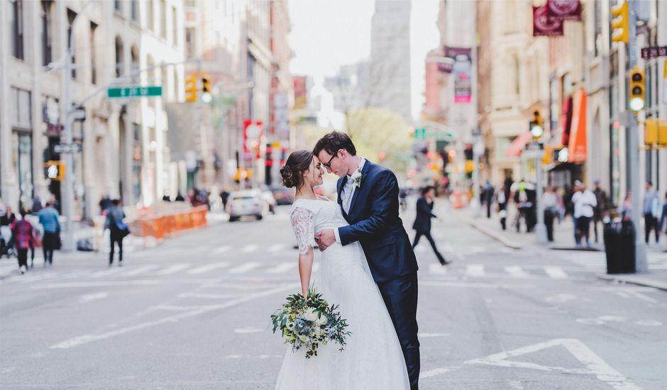 Jake and Zoe's Wedding in New York, New York