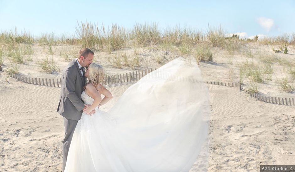 Mike and Rory's Wedding in Avalon, New Jersey