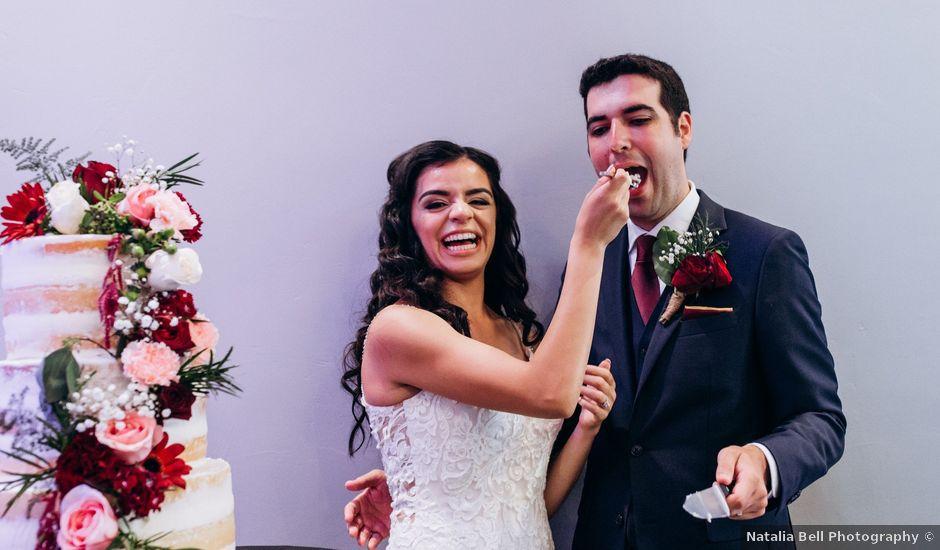 Vanessa and Matthew's Wedding in Sacramento, California