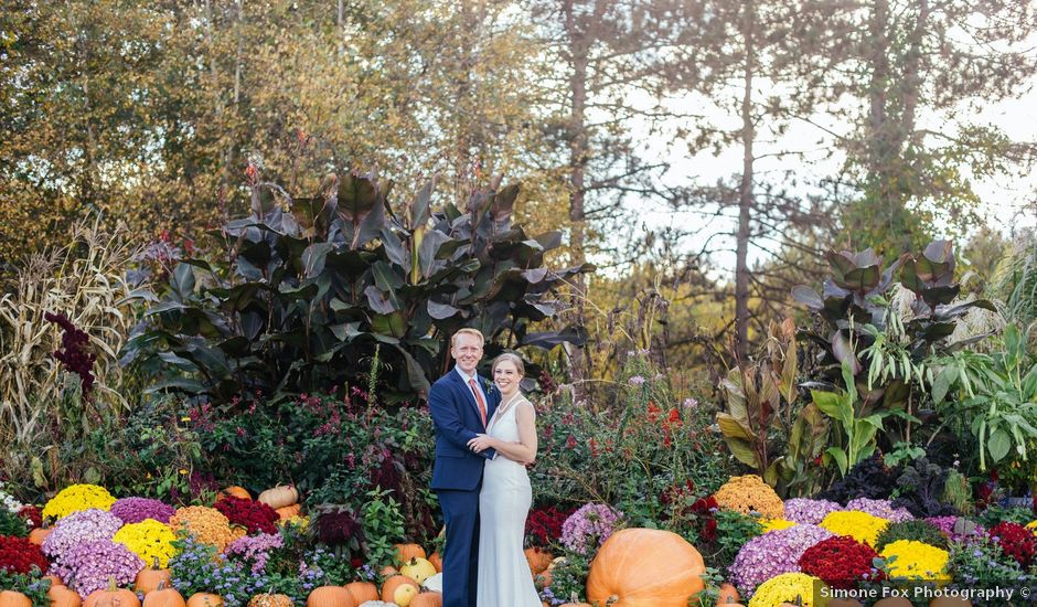 Andy and Eden's Wedding in Saratoga Springs, New York