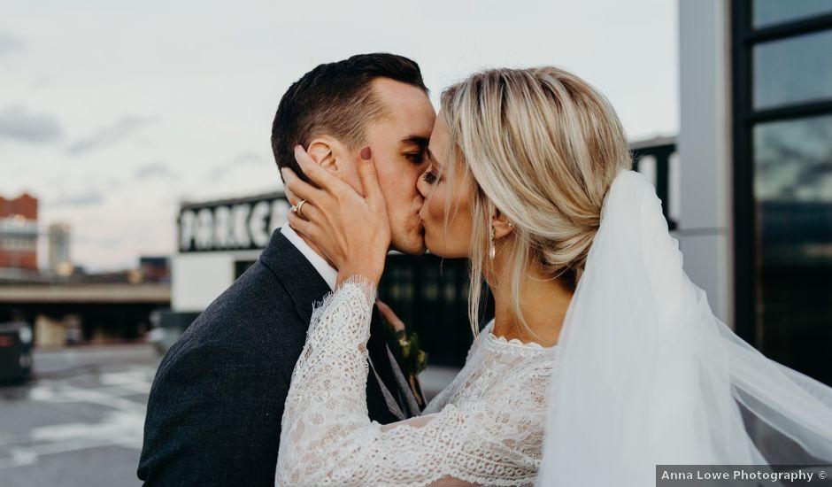 Tim and Elizabeth's Wedding in Baltimore, Maryland