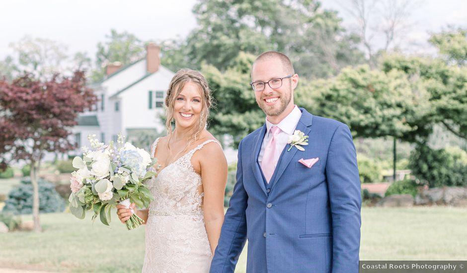 Savannah and Clayton's Wedding in Leonardtown, Maryland