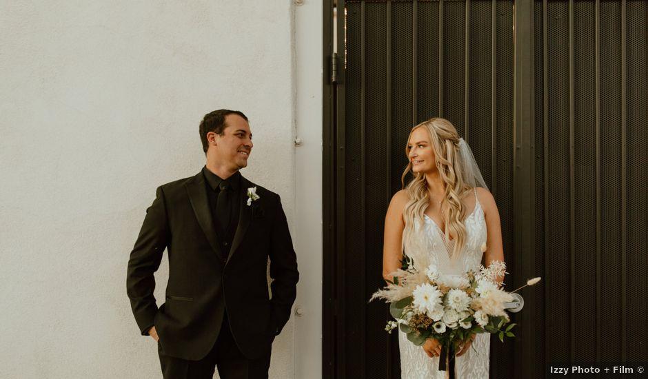 Anthony and Morgan's Wedding in Chandler, Arizona