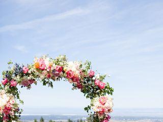Erica and Michael's wedding in California 17
