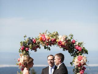 Erica and Michael's wedding in California 19