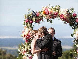 Erica and Michael's wedding in California 20