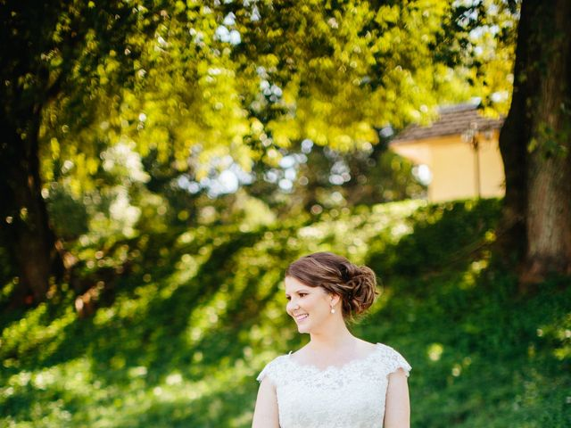 Lauren and John's Wedding in Chattanooga, Tennessee 2