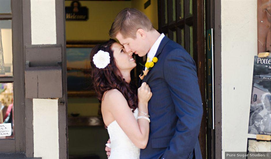 Stephanie and Brandon's Wedding in Saint Augustine, Florida