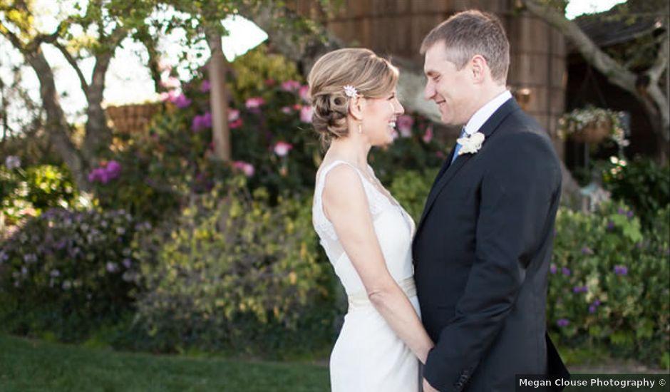 Erica and Michael's wedding in California