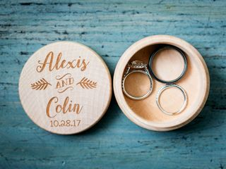 The wedding of Alexis and Colin 3