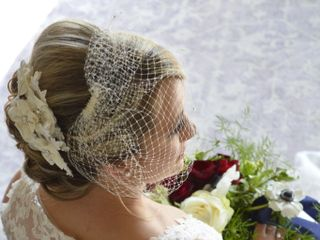 The wedding of Kari and Matthew 1