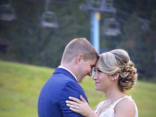 The wedding of Kari and Matthew 2