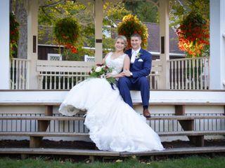 The wedding of Kari and Matthew