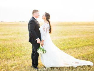 The wedding of Yarima and Tim