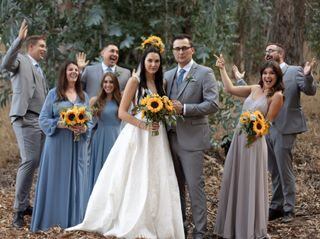 The wedding of Taylor and Carson Wright 3