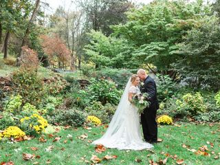 The wedding of Carrie and Austin
