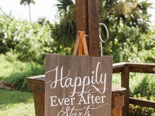 Lindsay and Gyles's Wedding in Bonita Springs, Florida 13