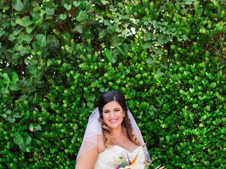 Lindsay and Gyles's Wedding in Bonita Springs, Florida 8
