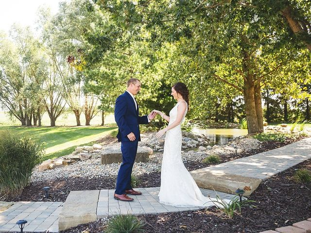 The wedding of Cara and Ryan